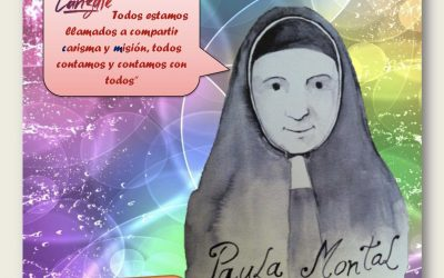 ¡Feliz día de Madre Paula!