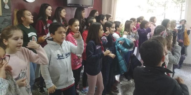 Movimiento Escolapias: ¡Feliz Navidad!