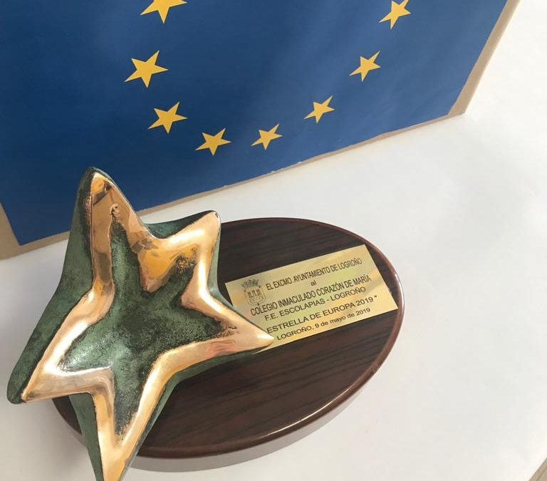 Estrella de Europa 2019